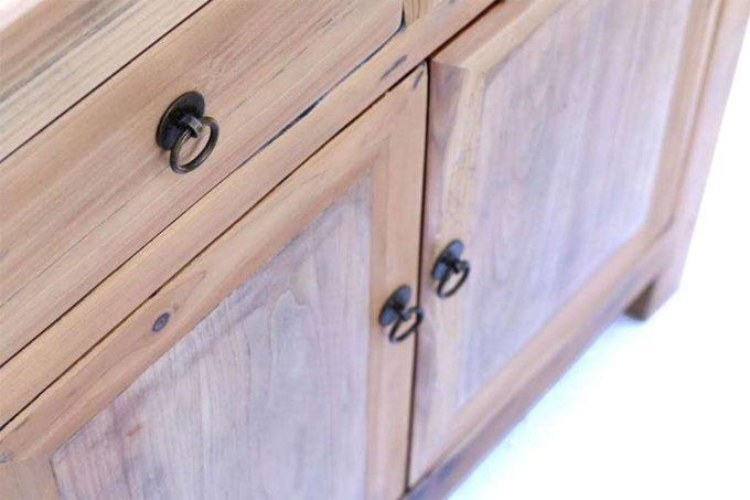 מזנון עץ לסלון