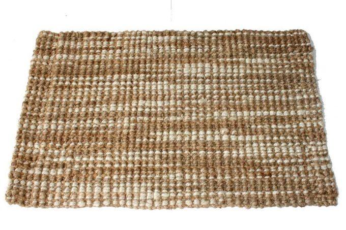 שטיח חבל גוונים לסלון