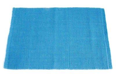 שטיח חבל תכלת לבית