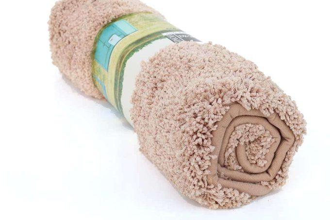 שטיח אמבטיה חום איכותי