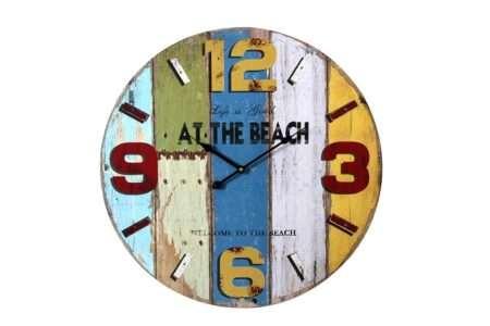 שעון צבעוני ענק