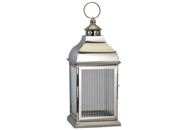 מנורת עששית מעוצבת