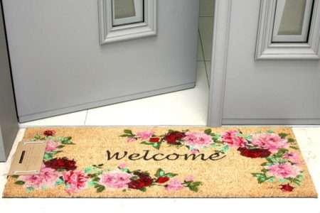 שטיח סף ארוך לכניסה לבית