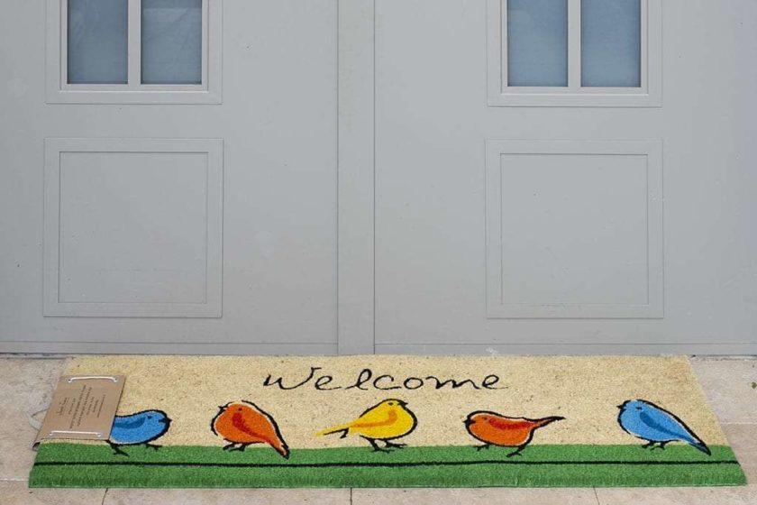 שטיח ארוך ציפורים