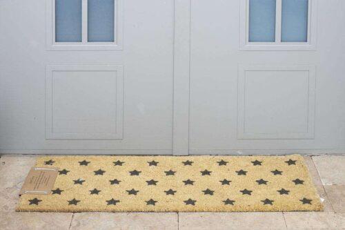 שטיח ארוך כוכבים לכניסה
