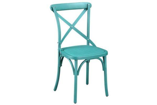כסא גינה ירוק