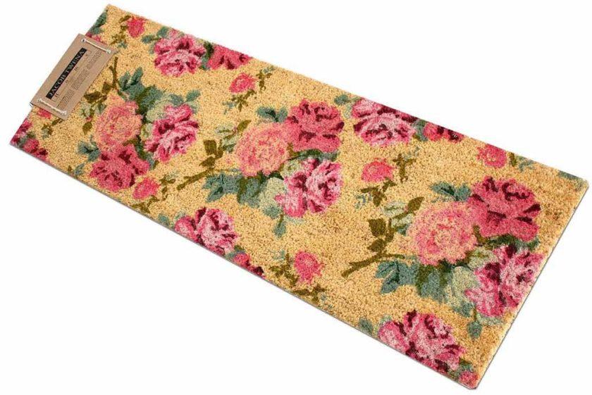 שטיח ארוך וורדים