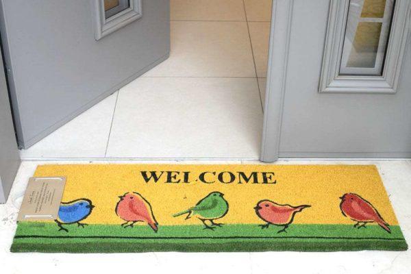 שטיח כניסה ארוך