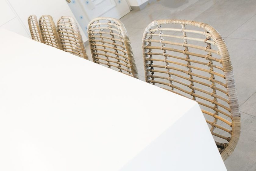 כסא בר מעוצב לדלפק