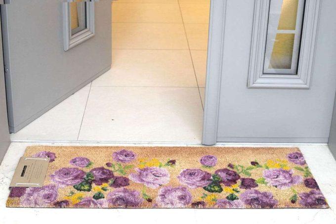 שטיח ארוך סגלגל