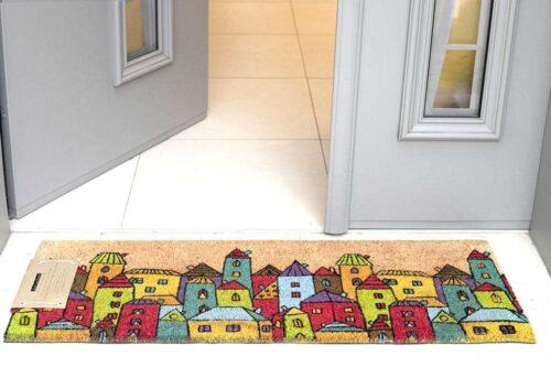 שטיח ארוך מדליק