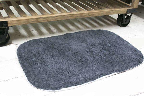 שטיח אמבט גוון אפור