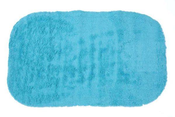שטיח אמבטיה גוון תכלת