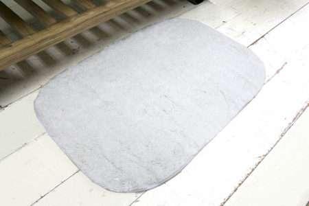 שטיח אמבטיה גוון לבן