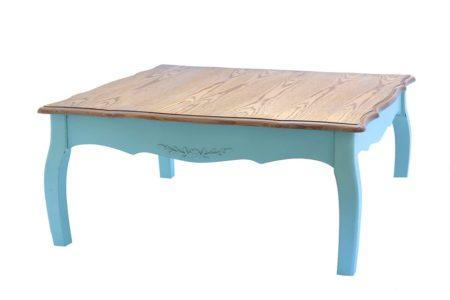שולחן סלון כפרי צרפתי