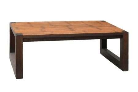 שולחן עץ יוקרתי לסלון