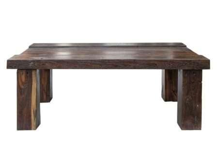 שולחן אדני רכבת לסלון
