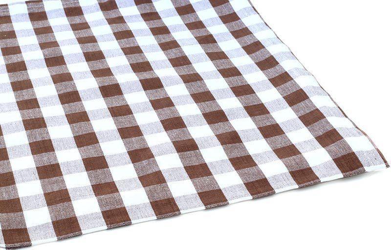 מגבת פפיטה חומה למטבח