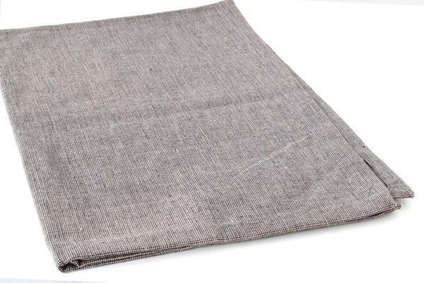 מגבת אפורה למטבח