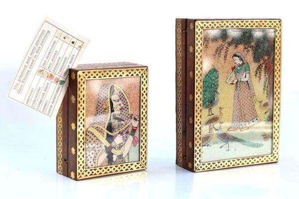 קופסאות תכשיטים מעץ