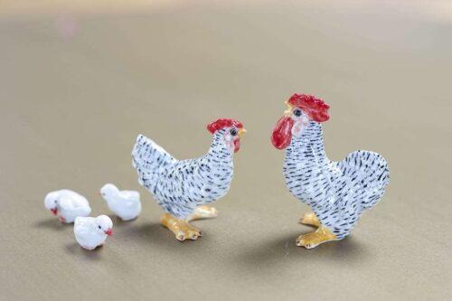 תרנגולים ואפרוחים