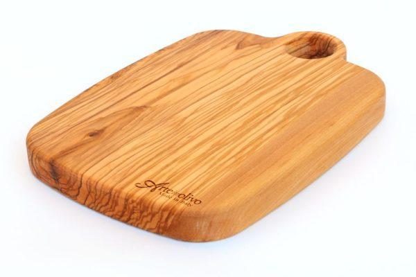 משטח מעוצב מעץ