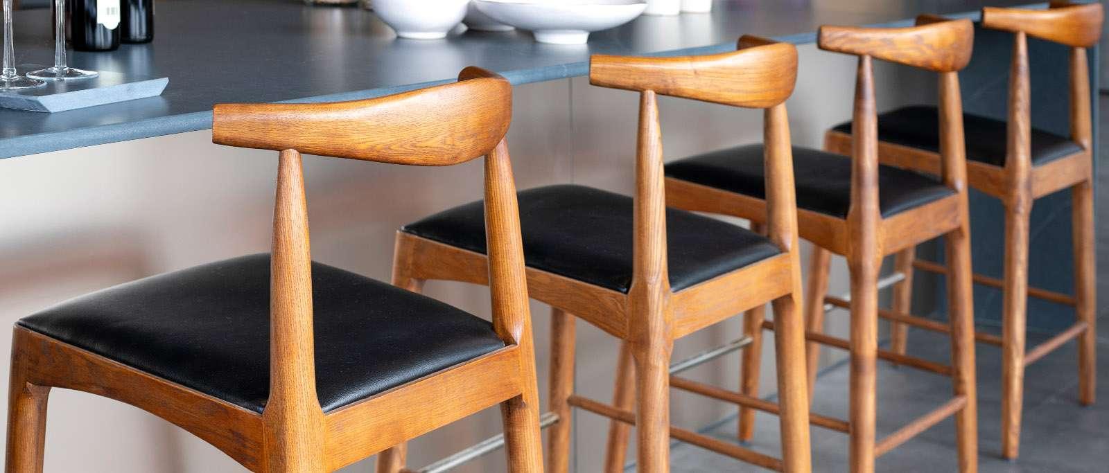 כסאות בר לעיצוב הדלפק