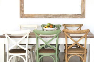 שולחן פינת אוכל כפרי