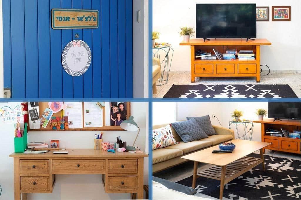 השכרת רהיטים להפקות טלוויזיה