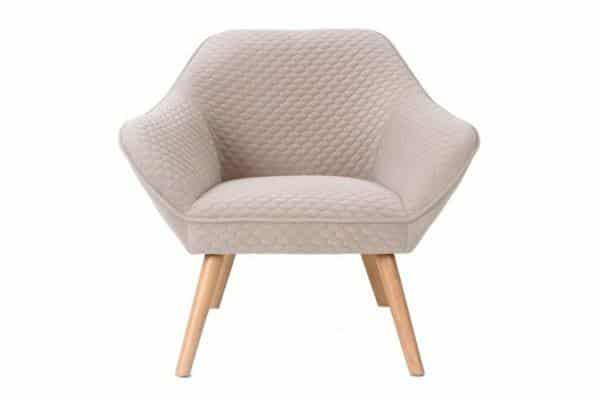כורסא אופוויט מעוצבת לסלון