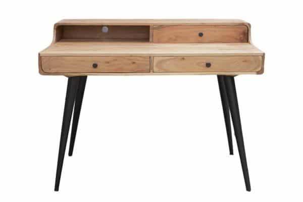 שולחן כתיבה מעוצב מעץ