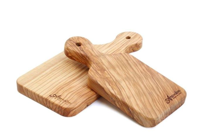 קרש חיתוך מעוצב מעץ טבעי