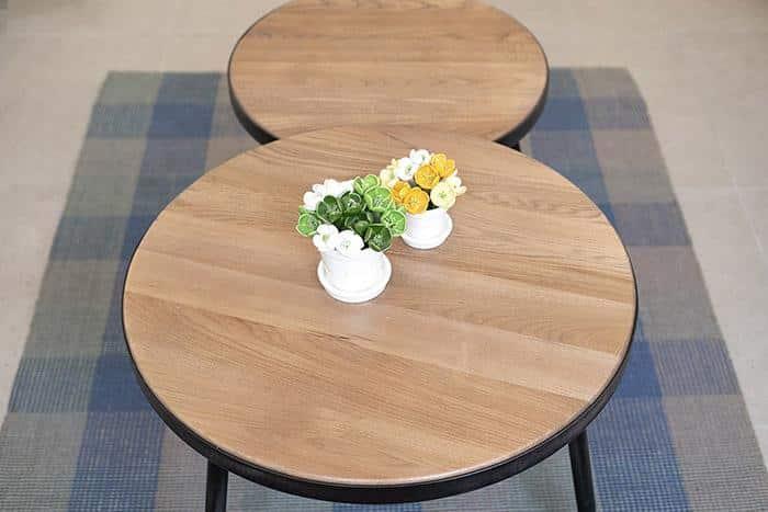 רהיטים מעץ טבעי מלא