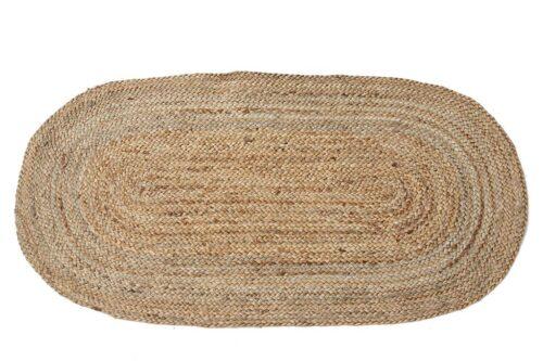 שטיח אליפסה טבעי
