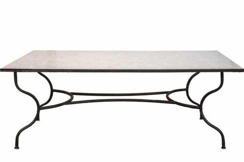 שולחן פסיפס לגינה והמרפסת