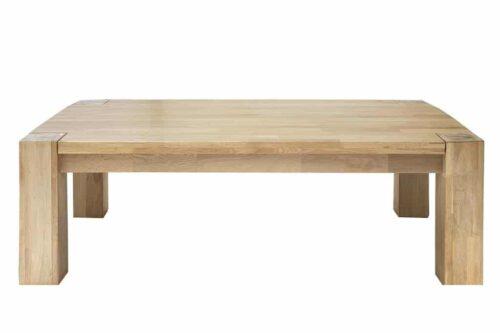 שולחן אלון גדול לסלון