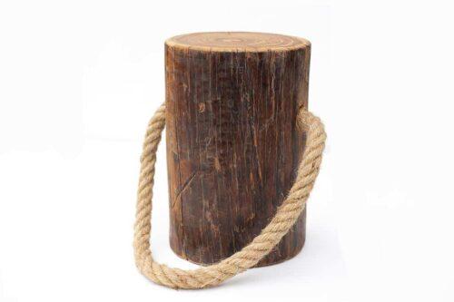 בול עץ דקורטיבי