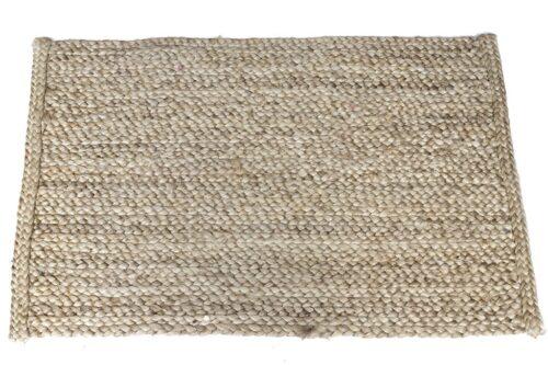 שטיח חבלים אורגני