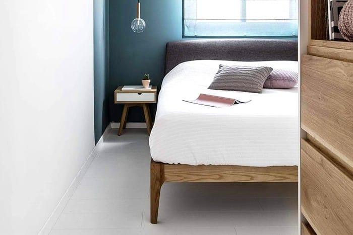 חדר שינה ומיטות