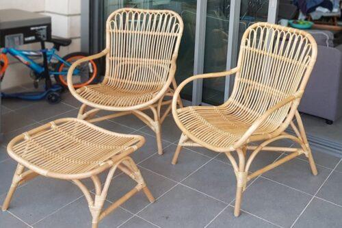 כורסאות מבמבוק