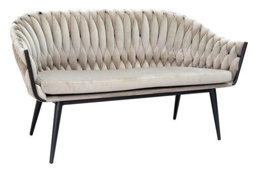 כורסא זוגית מעוצבת