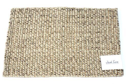 שטיח צמר טבעי