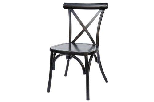 כסאות חוץ שחורים