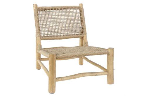 כורסא בסגנון טבעי