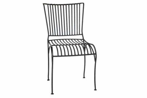 כסא גינה מברזל