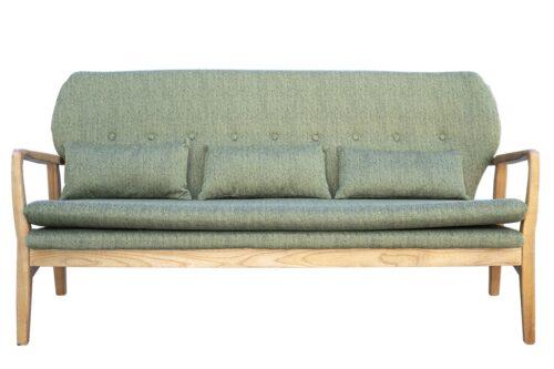 ספה תלת רטרו